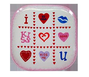 Menlo Park Valentine's Tic Tac Toe