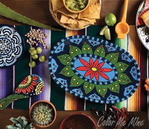 Menlo Park Talavera Tableware