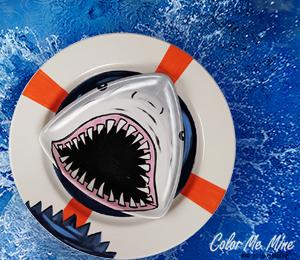 Menlo Park Shark Attack!