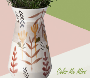 Menlo Park Minimalist Vase