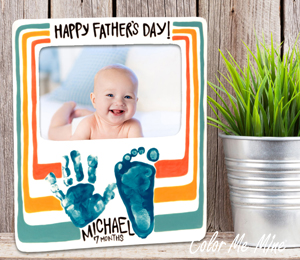 Menlo Park Father's Day Frame
