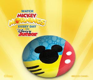 Menlo Park Mickey's Soap Dish