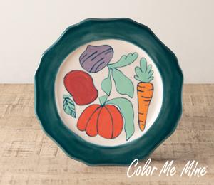 Menlo Park Produce Plate
