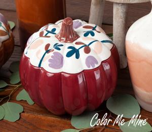 Menlo Park Fall Pumpkin Box